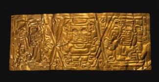 Chavin_gold_forehead_adornment