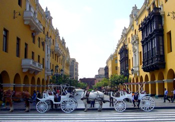 Peru Lima hotels and hostels