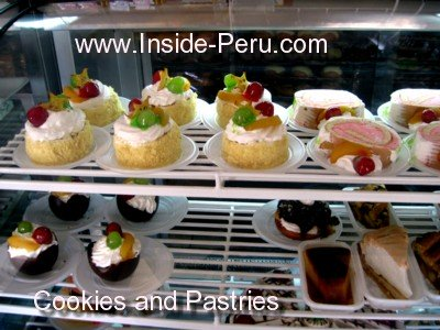 Peru recipes peruvian cookies