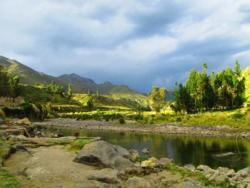Peru Online Digital Photo Contest Colca Canyon Magical Scenery