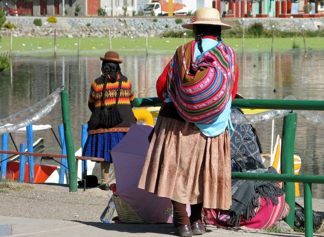 Traditional Peruvian Clothing in Daily Life