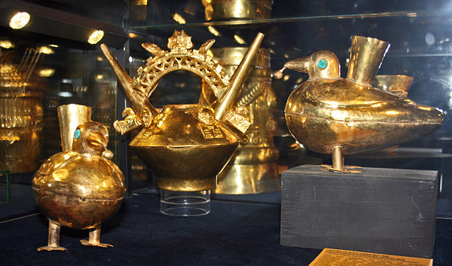 Gold - Inca Artifacts