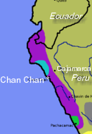 Chimu Civilization - The Extent of Chimor Power
