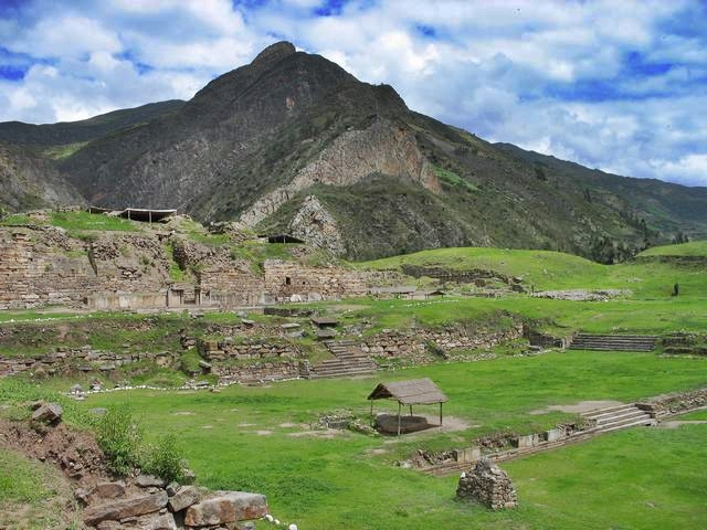 Chavin de Huantar new findings