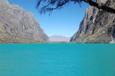 Pictures of Peru - Glacier Lake Online Photo Contest