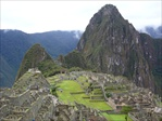 Machu Picchu as one of the new Seven Wonders of the World