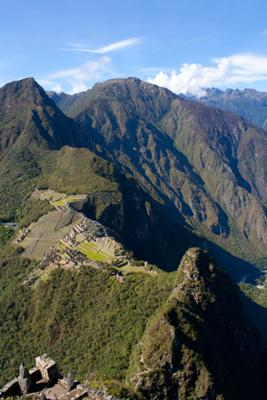 Machu Picchu - February 2012 Peru Photo Contest