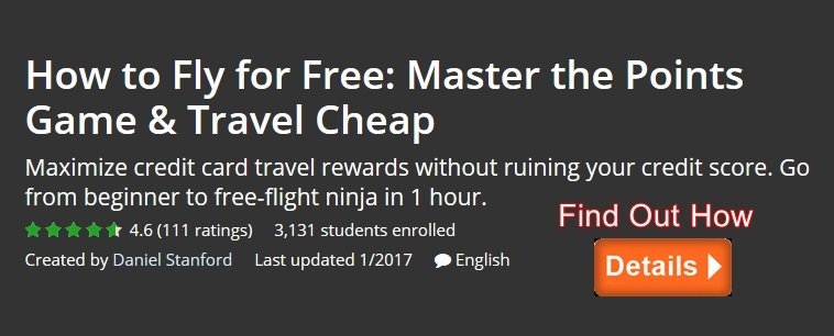 Fly for Free - Highly rated course online