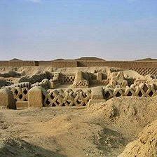 Amazing Chan Chan - Chimu City in the Desert Peru
