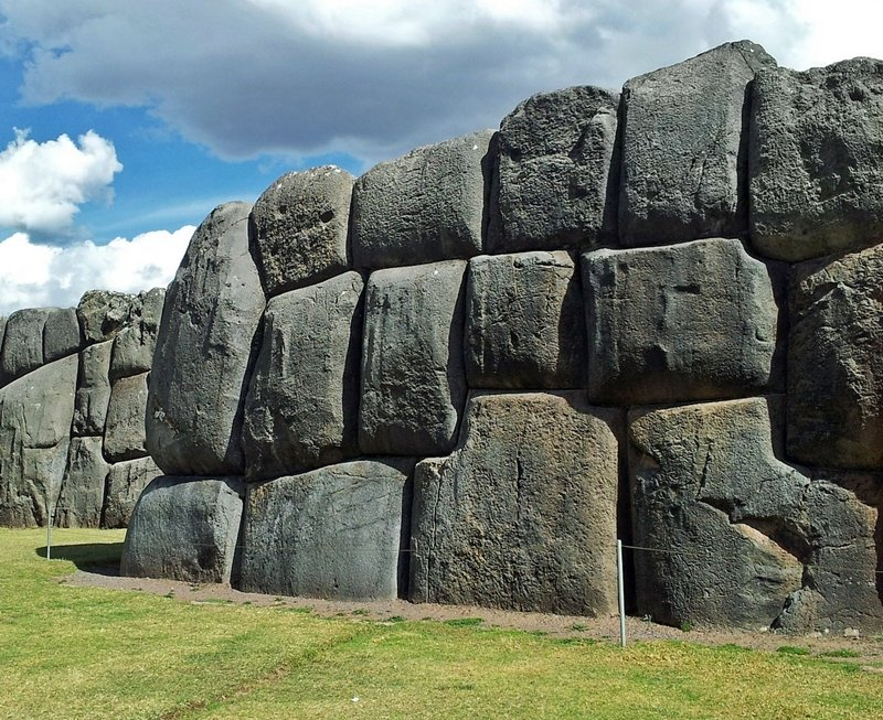 Inca Architecture - Huge Stones