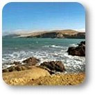 Peru Attractions Paracas Beaches